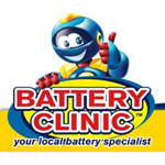 Battery Clinic Logo