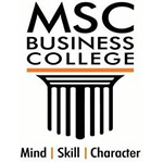 MSC Business College Logo
