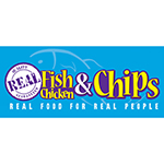 Real Fish Chicken and Chips Logo