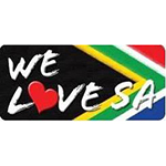 We Love SA Logo