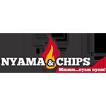 Nyama & Chips - Logo